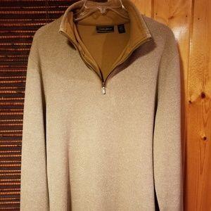 Joseph Abboud Half Zip Sweater